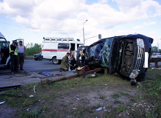 На Шакшинском шоссе произошло ДТП с летальным исходом