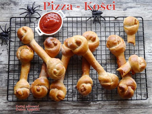 Pizza - kości na Halloween - Czytaj więcej »
