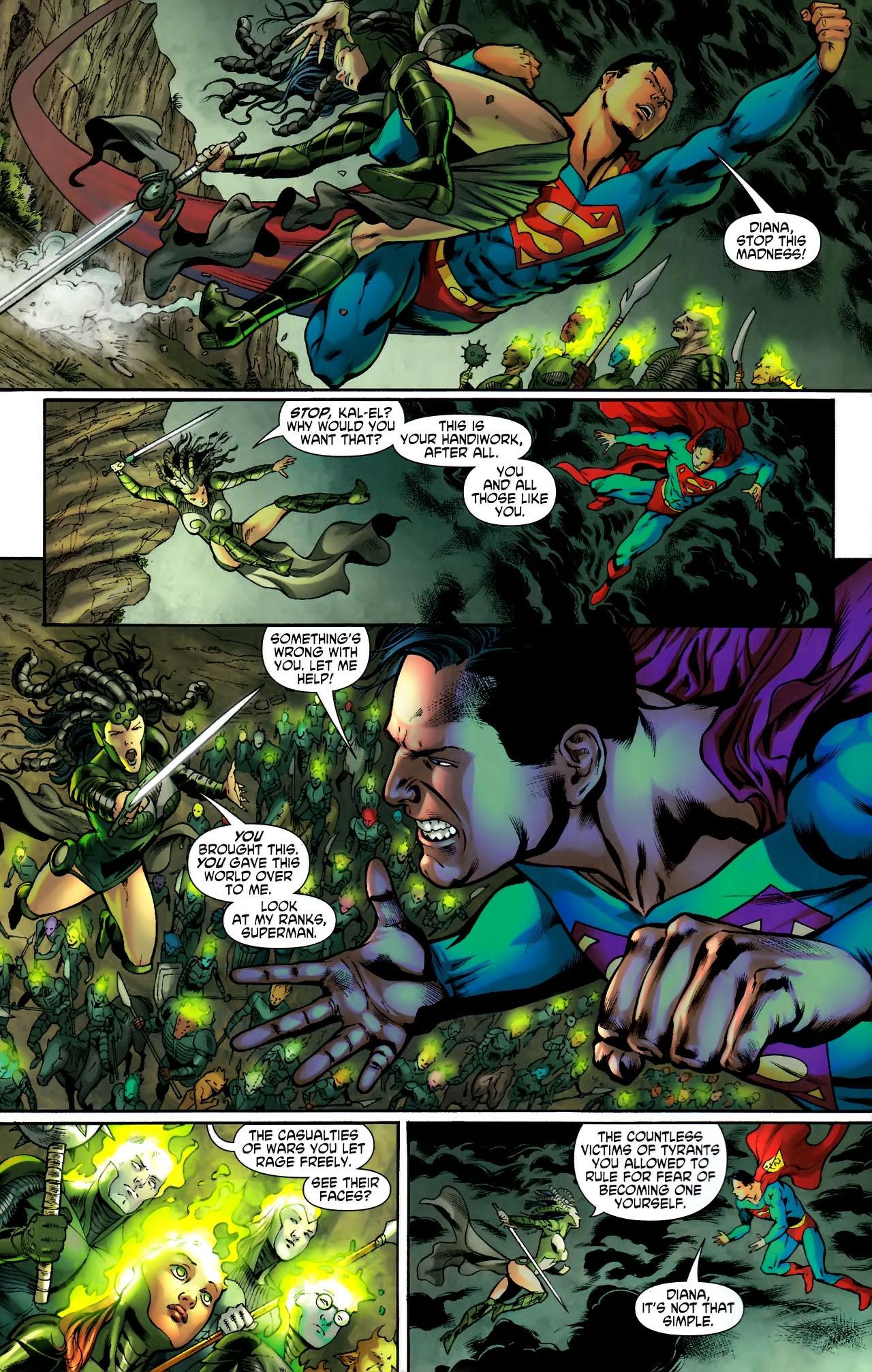 Read online Wonder Woman (2006) comic -  Issue #611 - 17