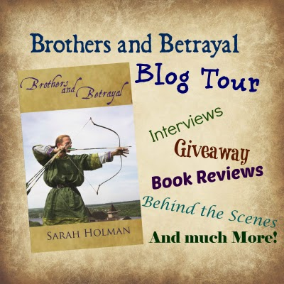 Find out more about Brothers and Betrayal!