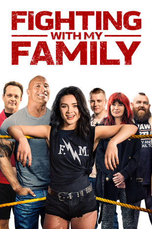 Fighting with My Family [2019] [DVDR] [NTSC] [Subtitulado]