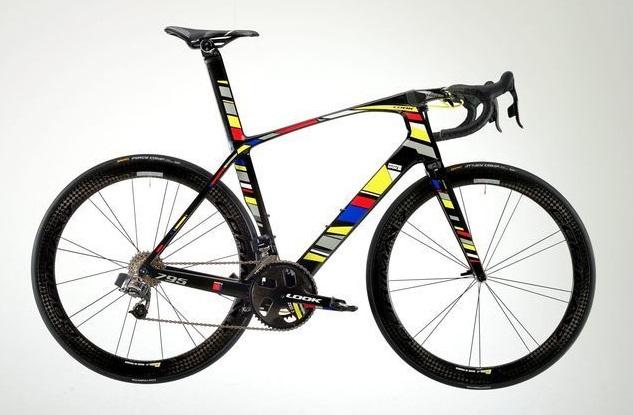 Look 795 Aerolight, edición limitada para celebrar la primera vitoria en el Tour de Francia