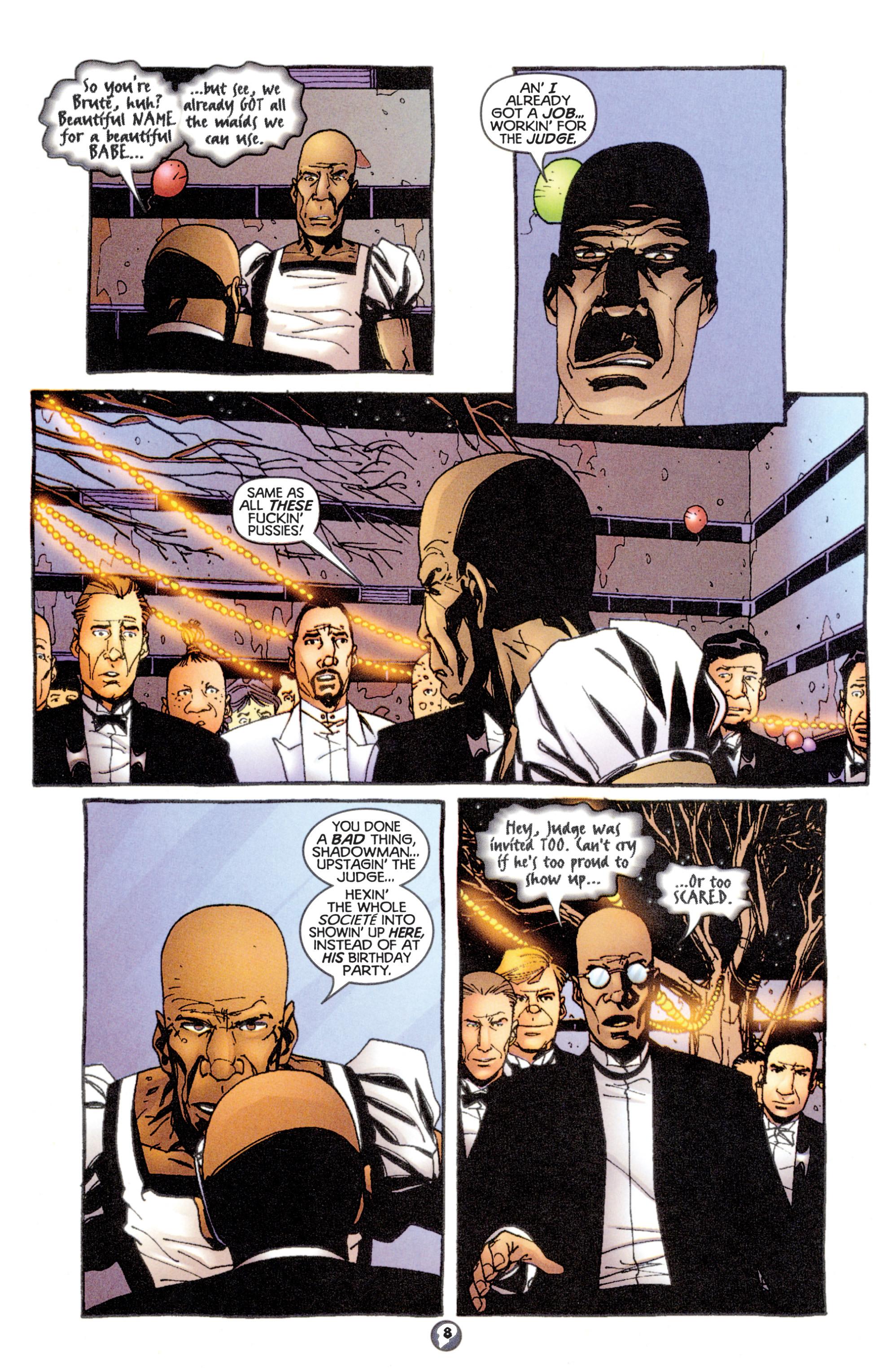 Read online Shadowman (1997) comic -  Issue #14 - 7