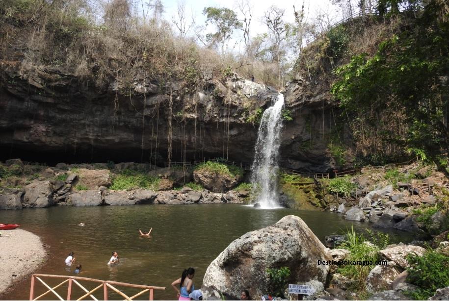Cascadas Nicaragua
