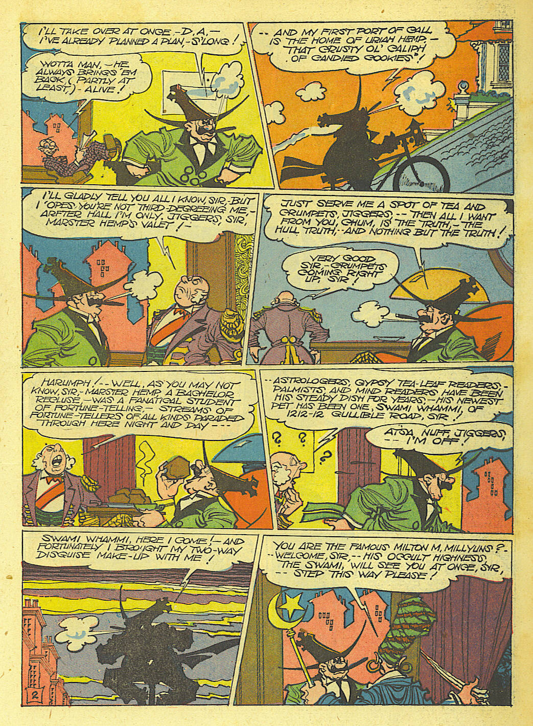 Read online Action Comics (1938) comic -  Issue #67 - 29