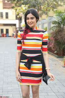 Adha Sharma in a Cute Colorful Jumpsuit Styled By Manasi Aggarwal Promoting movie Commando 2 (70).JPG