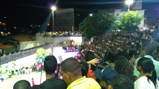 Rádio Jaraguar Gospel promove a Caminhada pela Paz em Jacobina