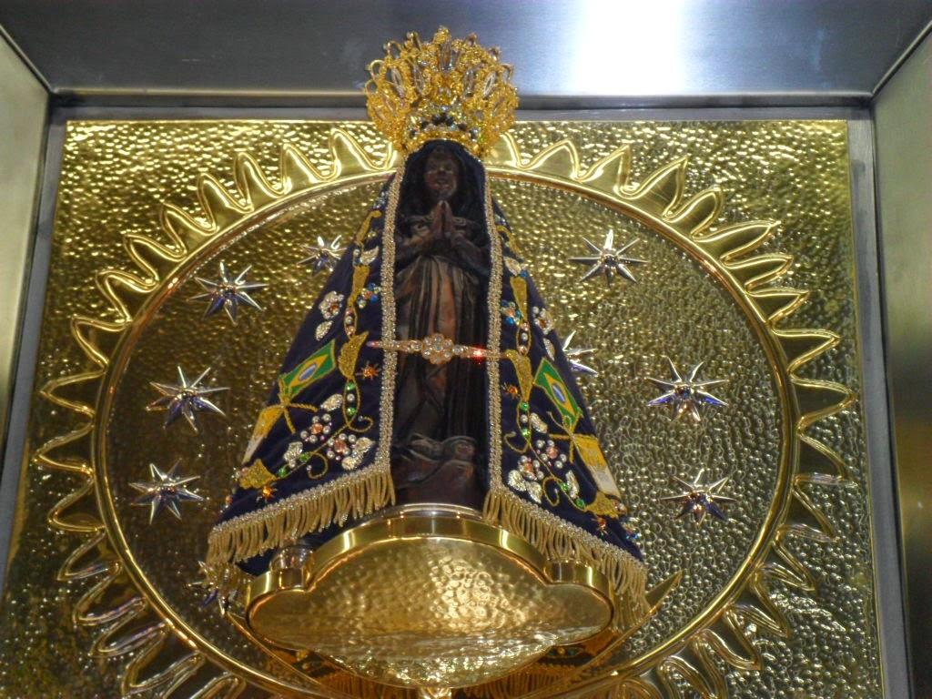 Icatolica Com Nossa Senhora Da Conceição Aparecida: MOSTEIRO NOSSA SENHORA DA SANTÍSSIMA TRINDADE: NOSSA