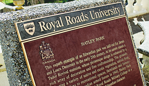 hatley park royal roads university