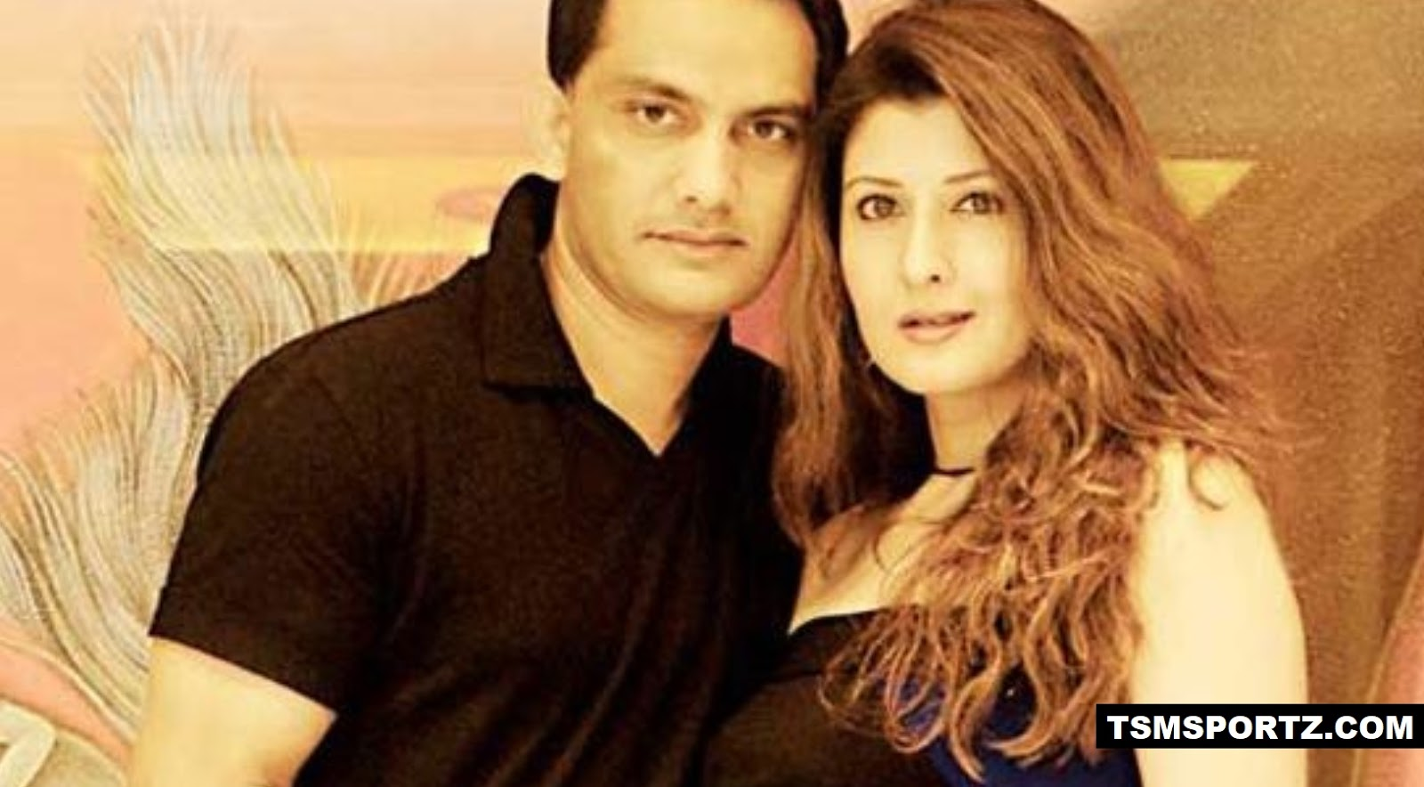 Mohammad Azharuddin Married to Sangeeta Bijlani in 1996