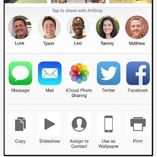 Cara Mengirim Email Banyak Foto Sekaligus di iOS 10