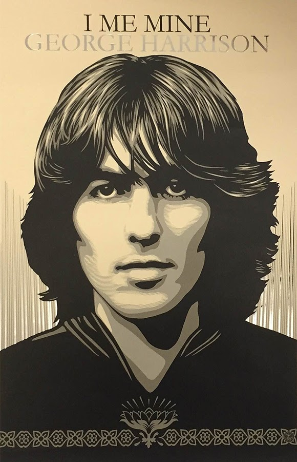 "George Harrison, <i>I Me Mine</i><span class=""fine"">&nbsp;</span>: nouvelle édition de Genesis Publications"
