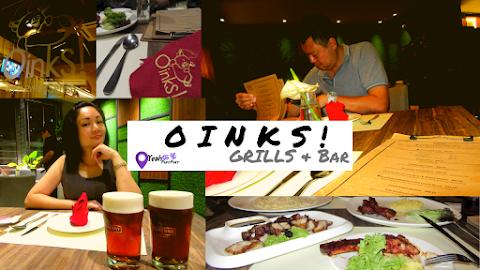 【Yeah间觅食】Oinks! Grills & Bar