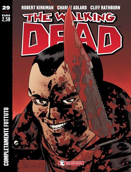 The Walking Dead #29 - Completamente fottuto