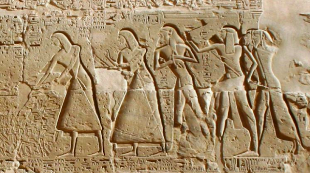 The life of slaves in Egypt was not as hard as we think