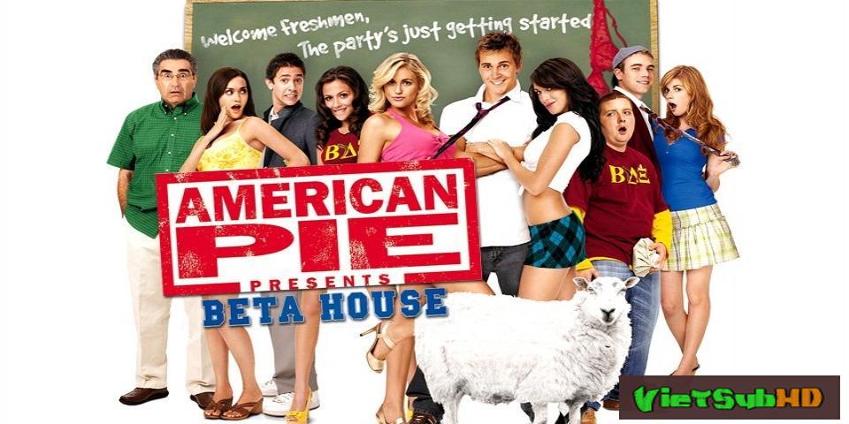 Phim Bánh Mỹ 6: Nhà Beta VietSub HD | American Pie Presents: Beta House 2014