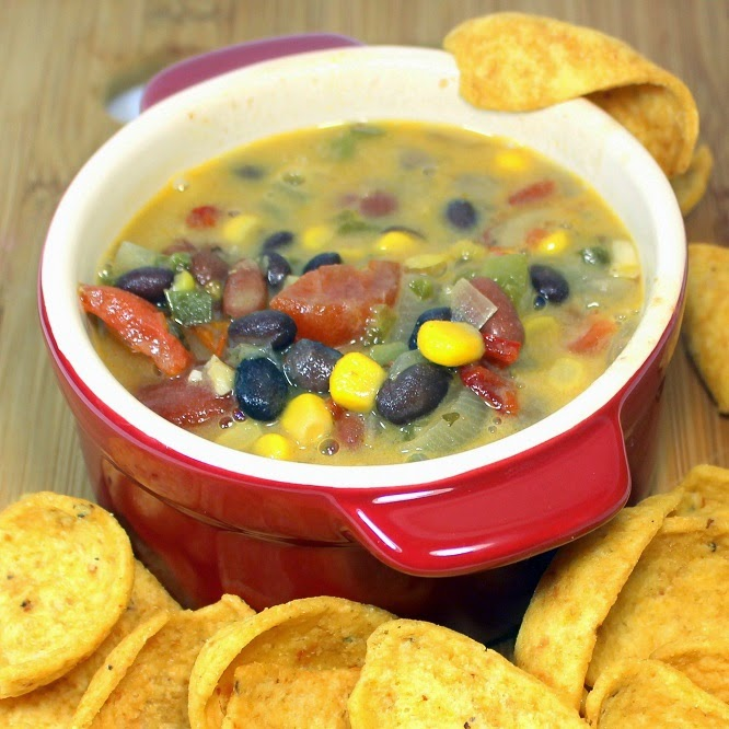 52 Ways To Cook: Kicked UP Vegetarian Chili