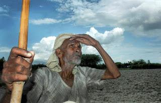 ملک کے کئی مقامات پر خشک سالی سے کسان سخت پریشان