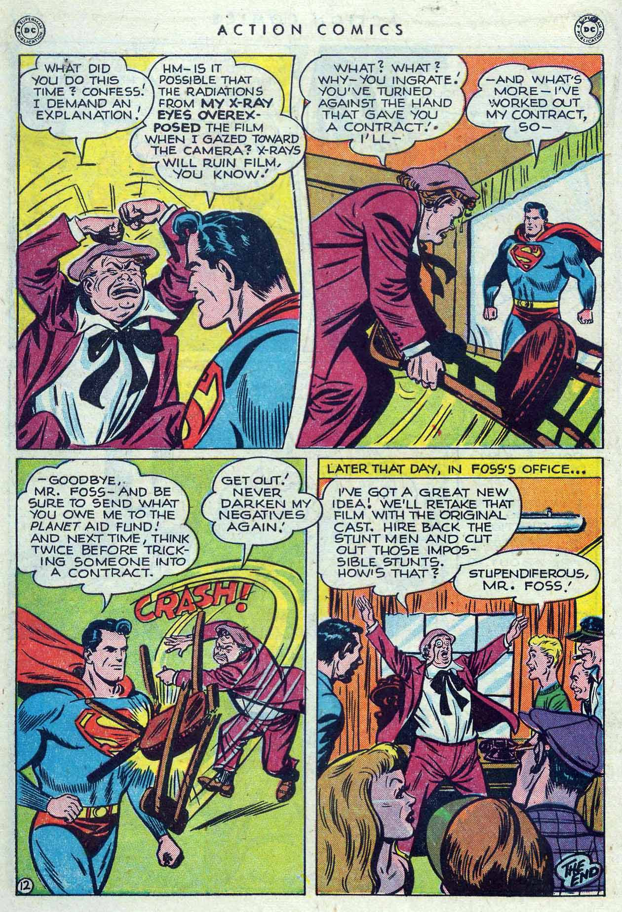 Read online Action Comics (1938) comic -  Issue #120 - 14