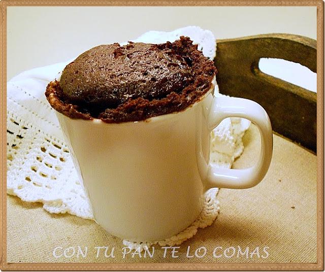 Brownie taza