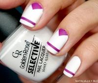 http://natalia-lily.blogspot.com/2014/05/manicure-biel-i-ciemny-roz-trojkaty-i.html
