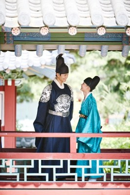 SINOPSIS Moonlight Drawn by Clouds Episode 1 - Terakhir