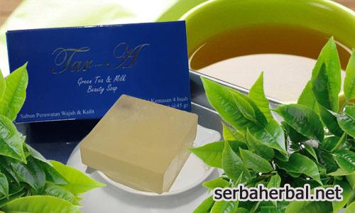 Sabun Tara 100% Herbal Tar-A Green Tea Milk Soap dan Cara Memulai Bisnis Modal Kecil Sabun Tara Quena