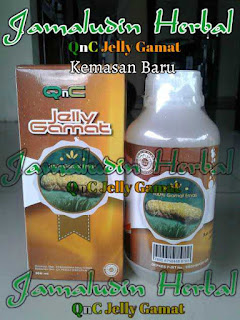 QnC Jelly Gamat Kemasan Baru