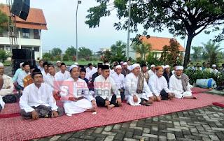 Basuki Berharap Masjid Al-Biru Menjadi Wadah Pendidikan