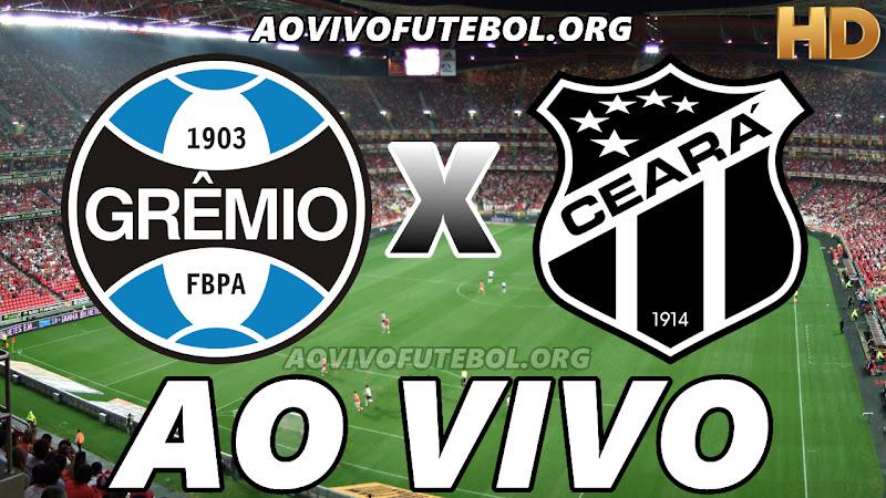 Assistir Grêmio x Ceará Ao Vivo HD