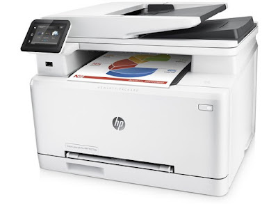 Download Driver HP Color LaserJet Pro MFP M277DW