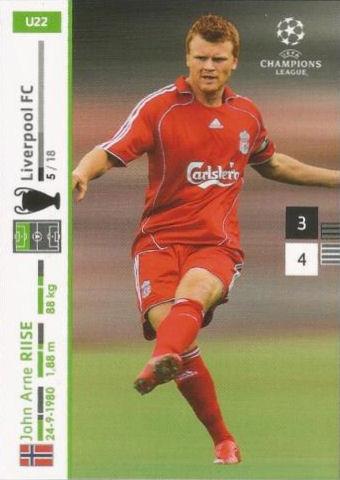 Panini 118 Massimo Donati Celtic FC UEFA CL 2007//08