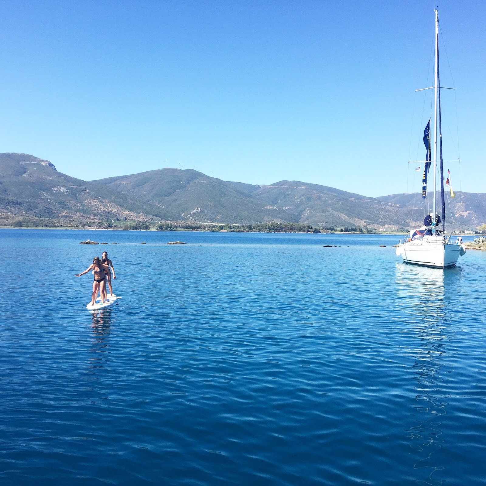 medsailors greece, skippered sailing holiday review