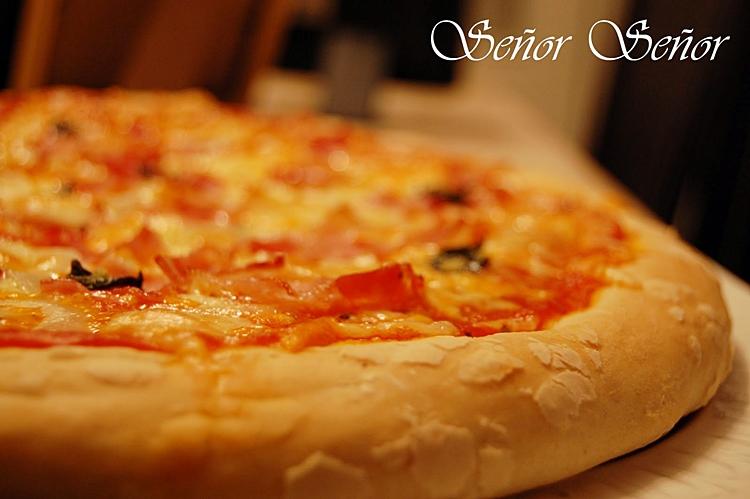 Masa De Pizza Casera Fácil Receta De Sergio
