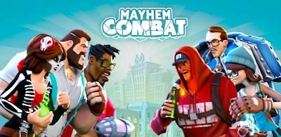 تحميل لعبة Mayhem Combat - Fighting Game v1.5.1 مهكرة للاندرويد ( آخر اصدار ) أموال لا تنتهي
