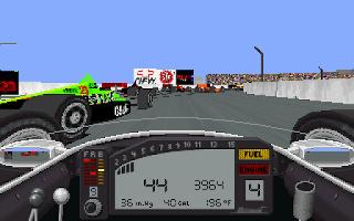 Partida Videojuego IndyCar Racing