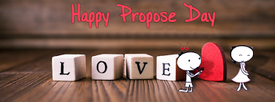 Romantic Happy Propose Day Cover Photos Facebook and FB