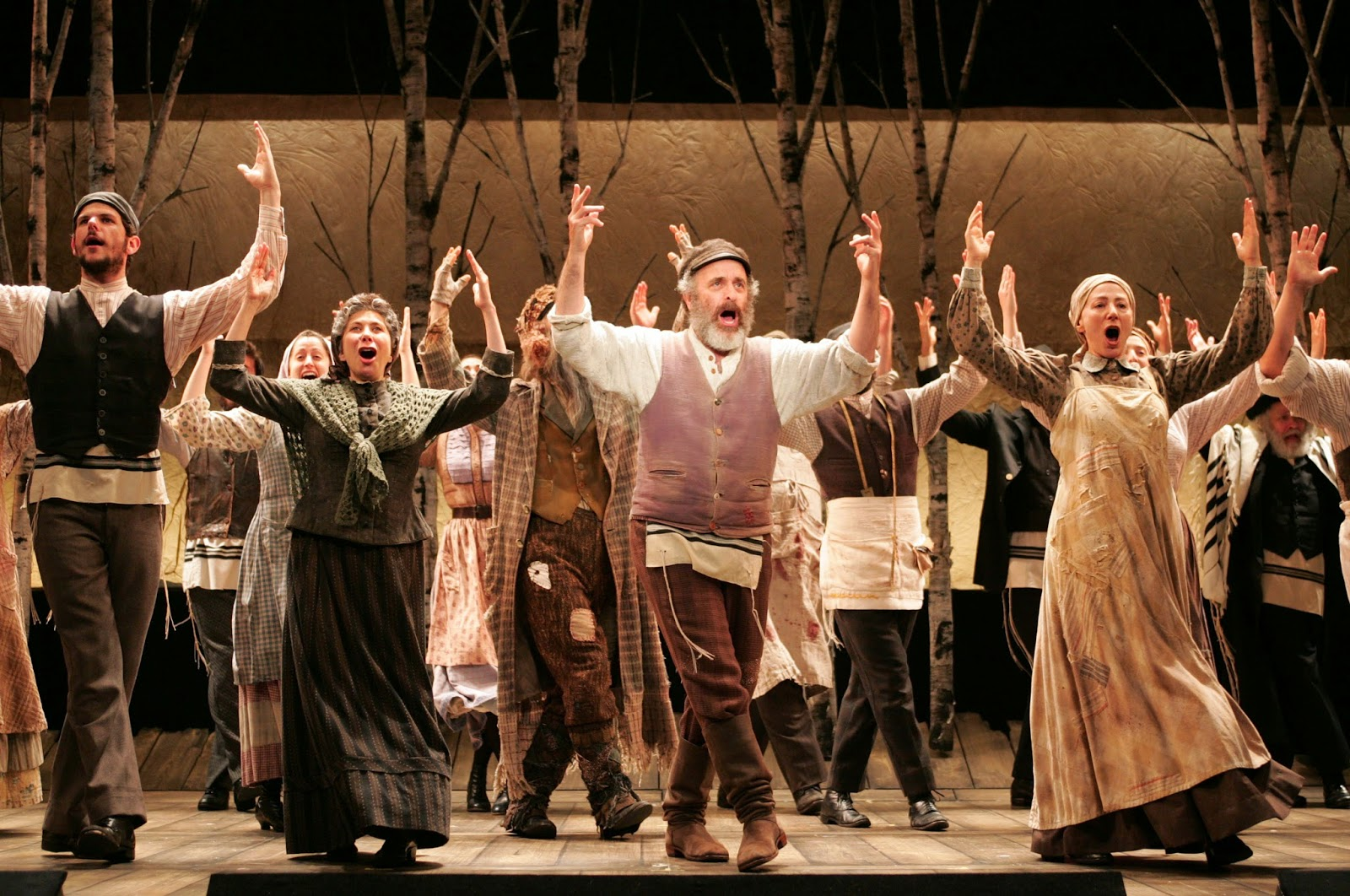 Connecticut Arts Connection Theater Review Fiddler On
