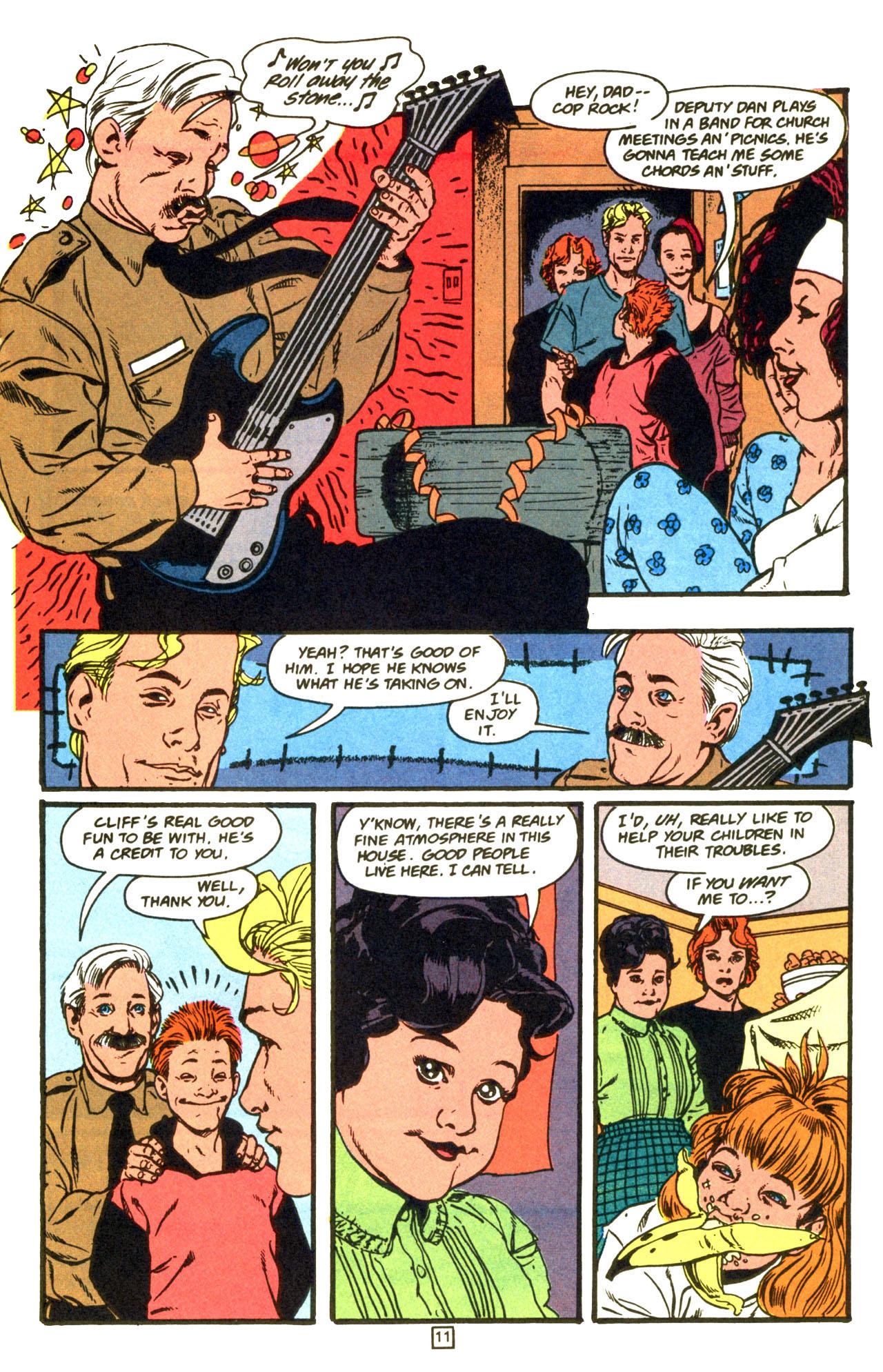 Read online Animal Man (1988) comic -  Issue #68 - 12
