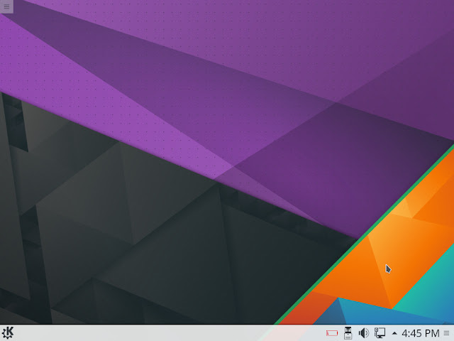 KDE Plasma Desktop in Neon - First impression