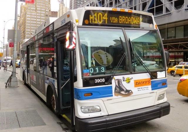 Resultado de imagem para transportes em nova york