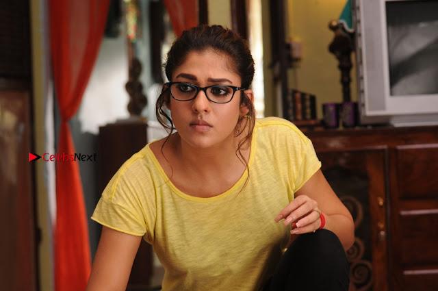 Actress Nayanthara Pos in Dora Movie  0005.JPG