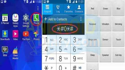 Touchscreen atau dalam bahasa Indonesia layar sentuh Cara Mengatasi Touchscreen Error Pada Hp Android