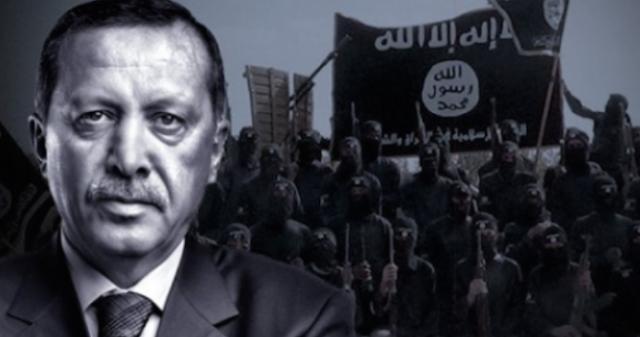 Ερντογάν, ο «νονός» της τρομοκρατίας