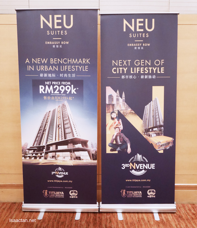 Net price starts from only RM299k!