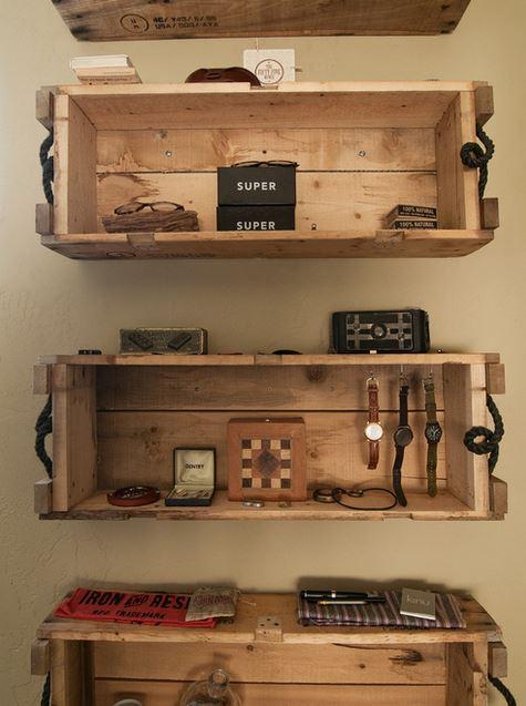 Repurposing Gun Ammo Crates