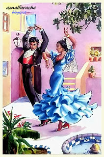 Trajes y bailes típicos de Andalucía - Alberto Iraola - 02