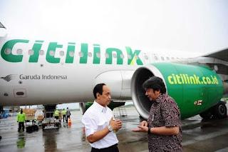 Tudingan mabuk pilot pesawat Citilink
