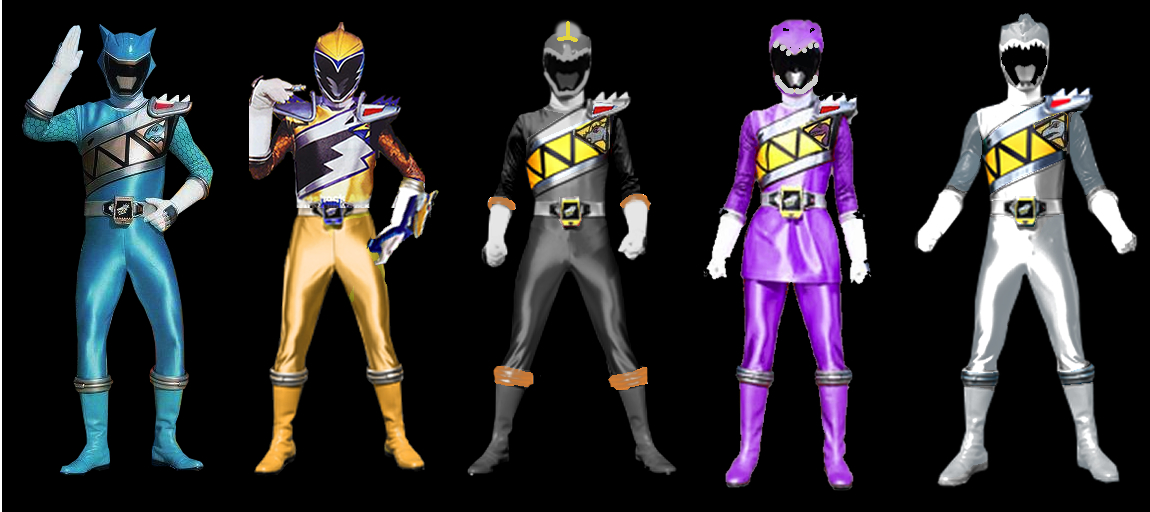 Henshin Grid: Poll Results: Kyoryuger Aux Rangers/Legacy ...