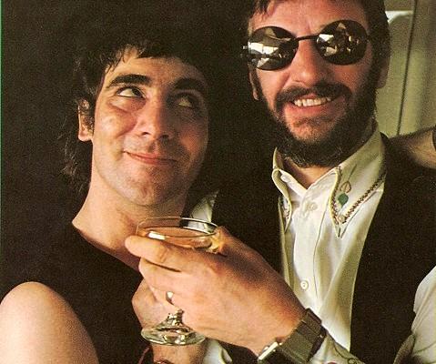 Bespectacled Birthdays Ringo Starr C1970s